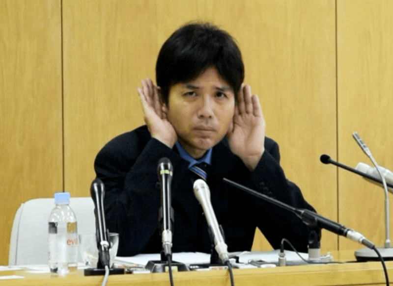 野々村竜太郎氏