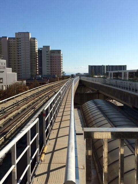 神戸 六甲アイランド 新交通システム