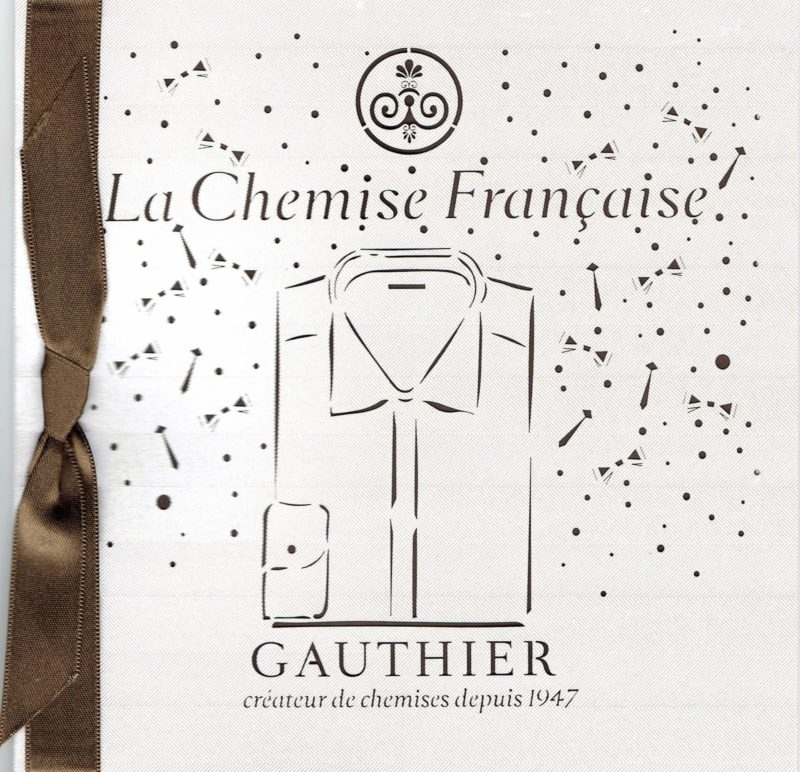 Ateliers Gauthier クリスマスカード