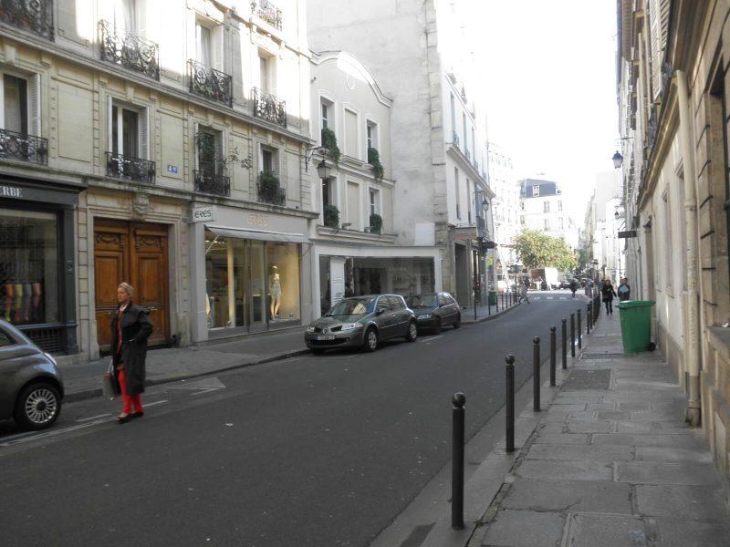 フランスパリ シャㇽシエ ミディ通り