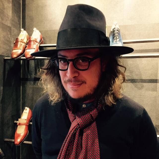 Caulaincourt Alexis 帽子 とスカーフ
