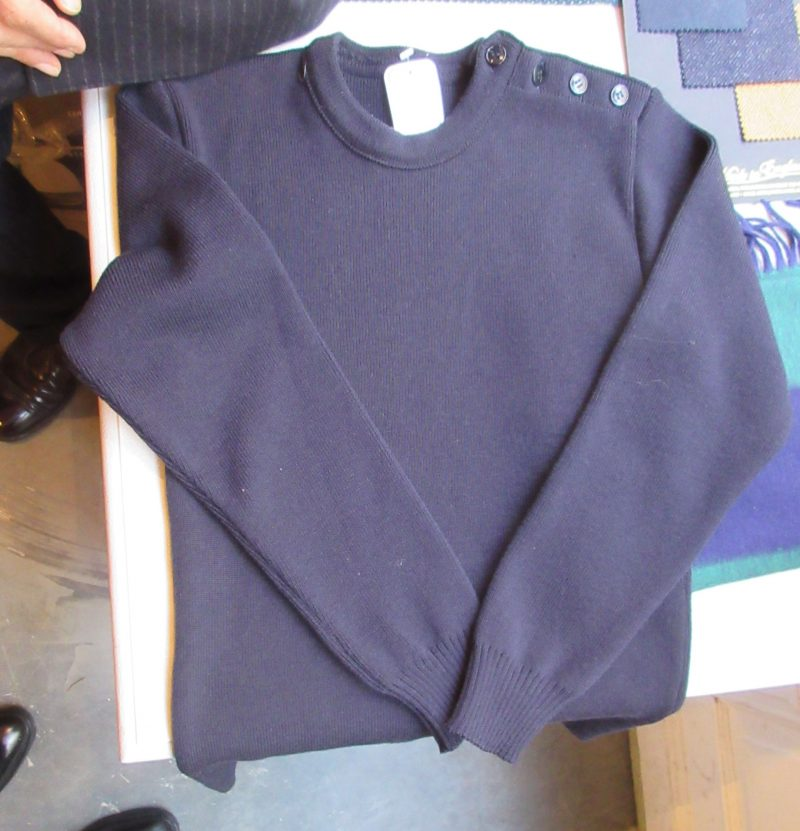 Husdands別注 LeMinorセーター