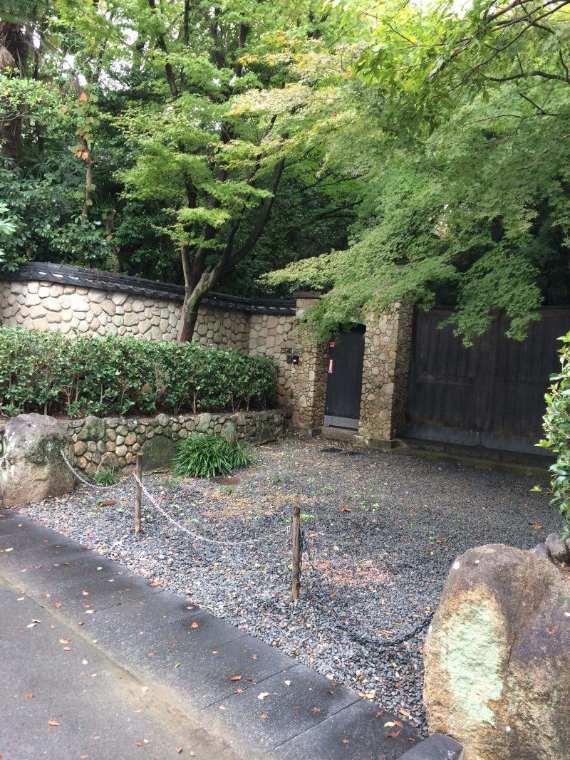 神戸 御影のお屋敷