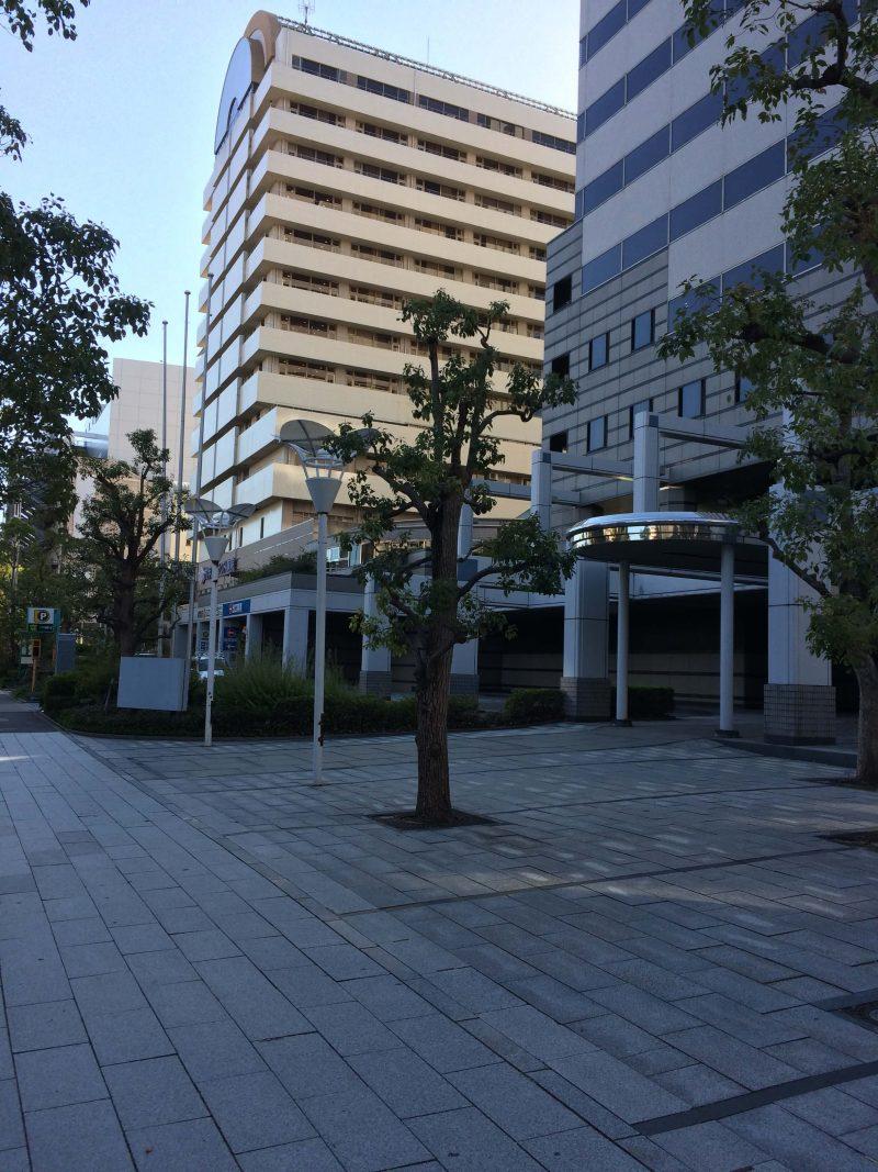 神戸 六甲アイランドの建物