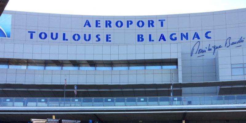 フランス トゥールーズ空港