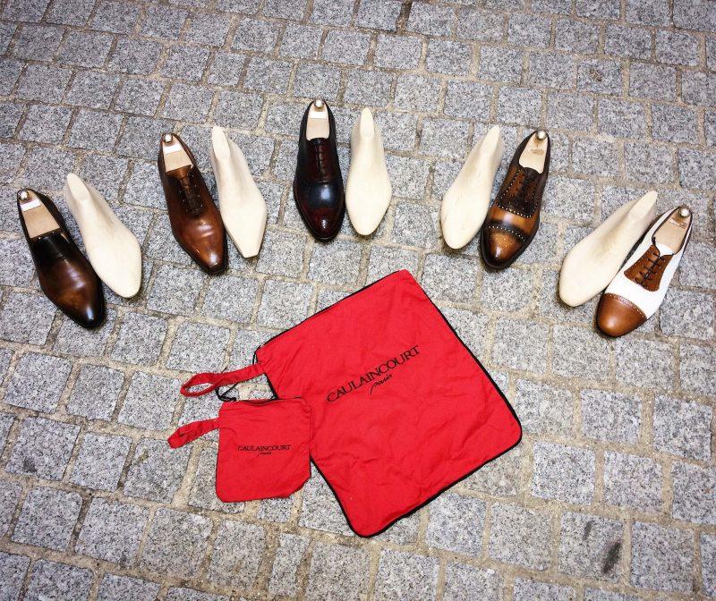 コーランクール 木型と靴