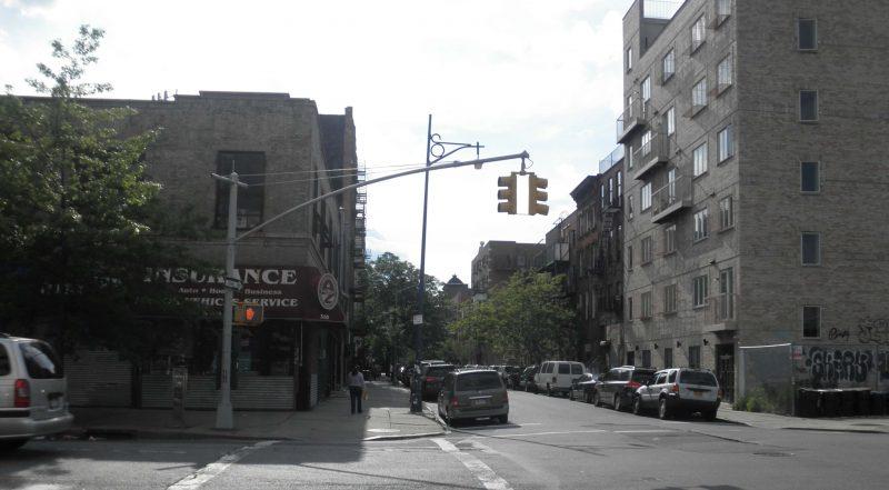 アメリカ ニューヨーク ブルックリンの街並み