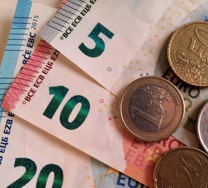 ユーロ 小銭たち