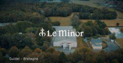 "<span class=""title"">Le Minor / ルミノア     進化する Breton Tops / ブルトントップ</span>"